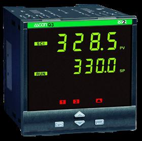 Q3, Bộ điều khiển nhiệt độ