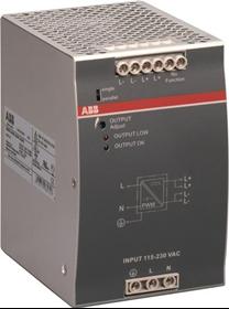 Bộ nguồn CP-E 24VDC/10A