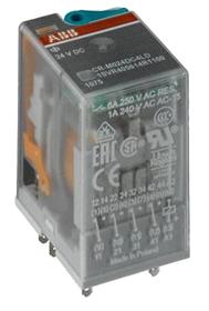 CR-M024DC4 (4C/O-6A-24V DC)
