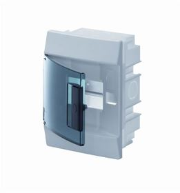 MISTRAL41F flush transparent door 8M (41A08X12)