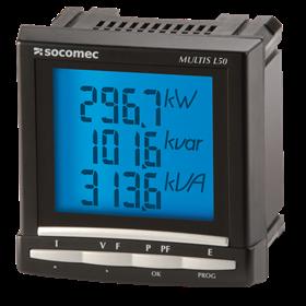 socomec-multis-L50-RS485