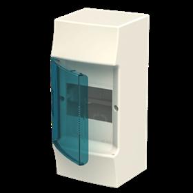 MISTRAL41W, 8M with transp. door (41P08X12)