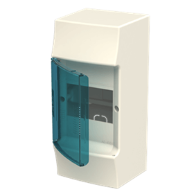 MISTRAL41W, 18M with transp. door (41P18X12)