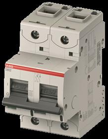 mcb-10a-2p-25ka-s802c-c10